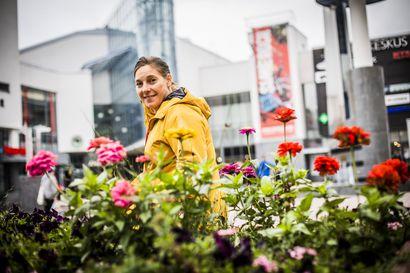 Kaikki mukaan –Rovaniemen kaupunki haluaa asukkaat mukaan kukkaistutusten ideointiin