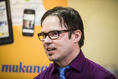 Keskustan Lapin piirin puheenjohtaja liputtaa Kulmunin puolesta, mutta toivoo kisaan lisää ehdokkaita