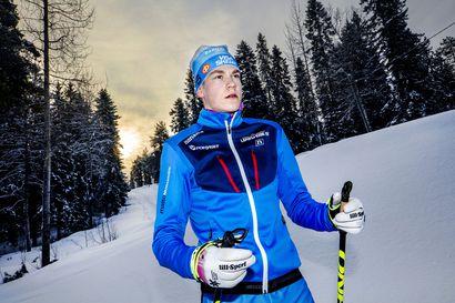 Torniolainen Niko Anttola, 17, hiihti nuorten Pohjoismaiden mestariksi ennen kuin otti ensimmäisen Suomen mestaruutensa