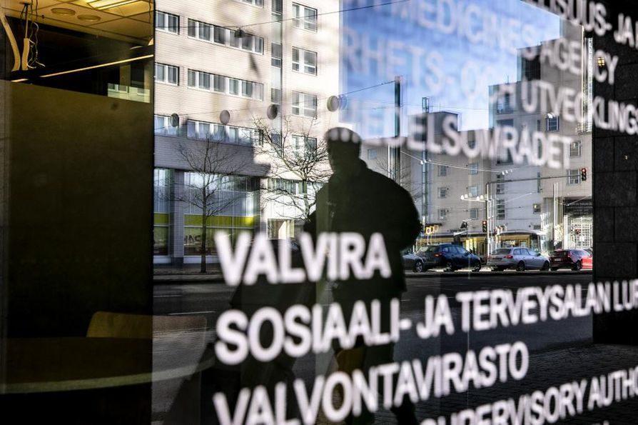 Valvira ohjaa vanhustenhuollon valvontaa aveissa. Valvontaviraston tilat kuvattiin keskiviikkona Helsingissä.