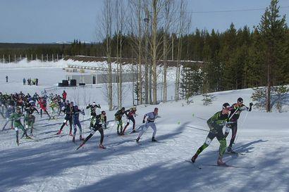 Opiskelijoiden MM-hiihtorastit Rovaniemellä peruttu