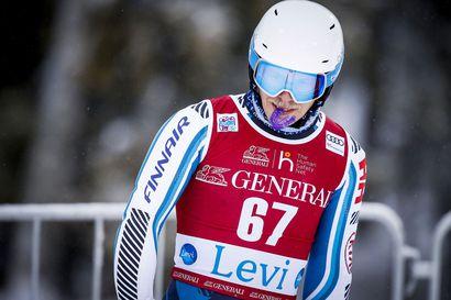 Alppihiihtäjä Jens Henttinen lopettaa uransa