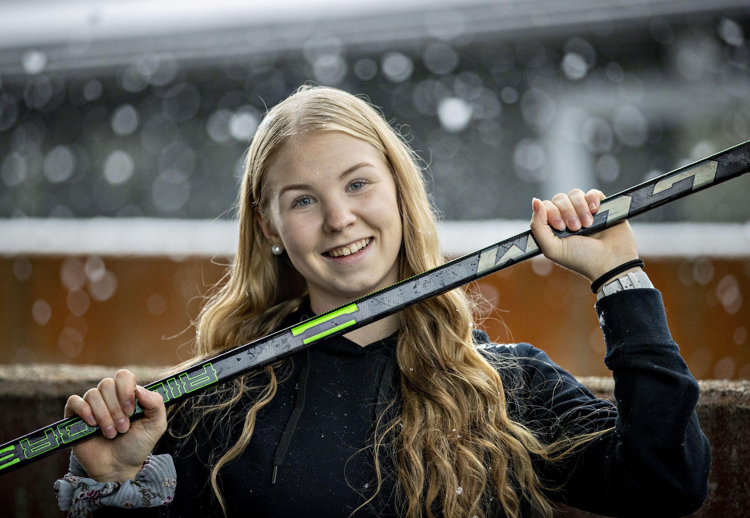 Anna-Kaisa Antti-Roiko haluaa pelata kiekkoa mahdollisimman pitkään. Hän kokee, että kehitettävää riittää vielä pelin jokaisella osa-alueella.