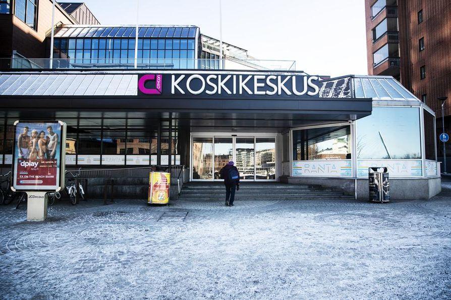 Citycon omistaa 12 kauppakeskusta Suomessa suurimmissa kaupungeissa. Yksi niistä on Koskikeskus Tampereella.