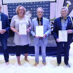 Neljä uutta jäsentä lentopallon Hall of Fameen – mukana myös Pudasjärvellä tuttu taitaja