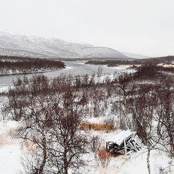 Katso kuvagalleria: Lukijoiden otokset näyttävät Lapin erilaiset lumi- ja vesipeitteet