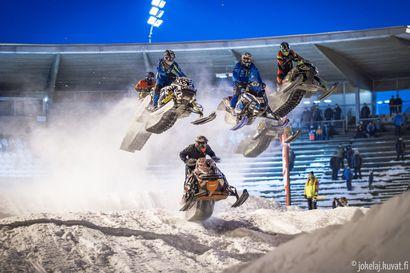 Stadion Snowcross Oulu 26.-27.3. Live Stream