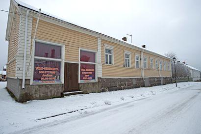Jouluikkuna 23: Anderssonin luumylly piti lapset lakritsirahoissa