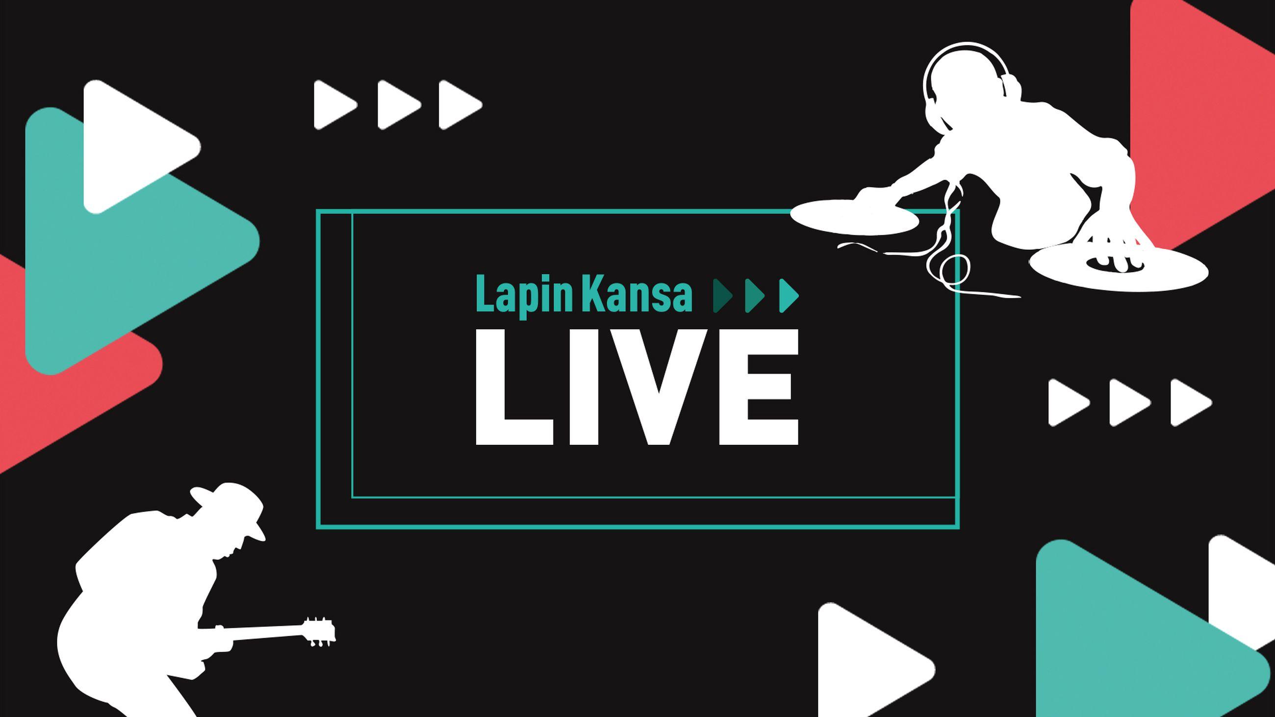 Lapin Kansa live