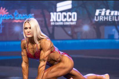 Huumeet veivät Hannele Kejosta jo nuoresta – raitistuttuaan hän elää nyt sellaista elämää kuin itse haluaa ja valmistautuu fitnessin SM-kisoihin