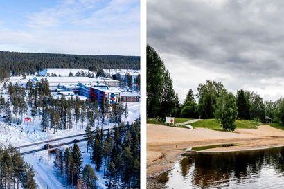Enemmistö ehdokkaista ei halua uimahallia Ounasvaaralle – moni kannattaa nyt avantouintia Ounaskosken rannassa