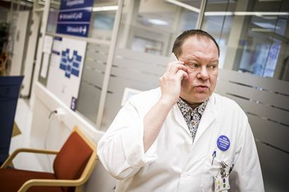 """""""Ei mitään turvallisuusriskiä lappilaisille"""", infektiolääkäri Markku Broas rauhoittelee"""