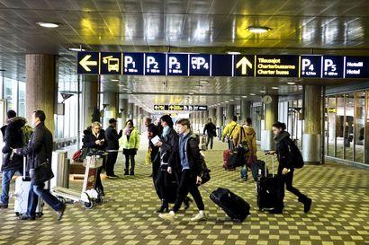 """Ministeri Saarikko veromuutoksesta lentoasemien myymälöiden tukemiseksi: """"Olen valmis edistämään asiaa"""""""