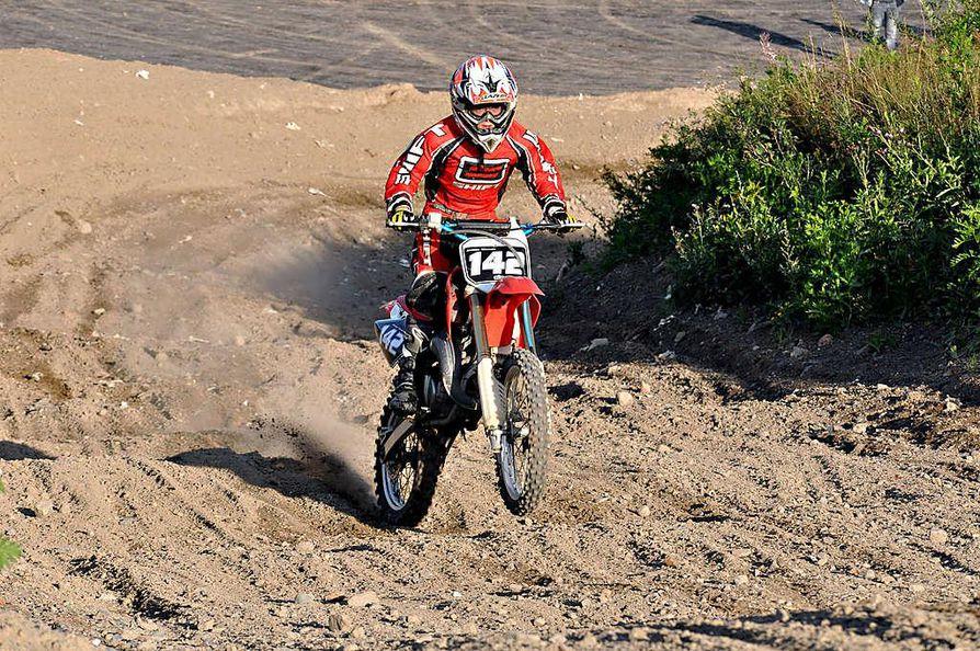 Motocross Harrastus