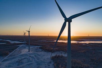 Tuulivoimainfopiste Kurenalle – Pärjän-Kivarin tuulipuistohanketta varten perustettiin uusi yhtiö