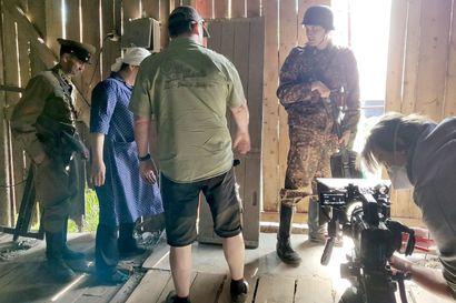 """Oulussa puuhataan elokuvaa natsi-Saksaan lähteneistä suomalaisista Waffen-SS-vapaaehtoisista: """"Ihmetyttää, että siitä ei ole tehty fiktiivistä tarinaa"""""""