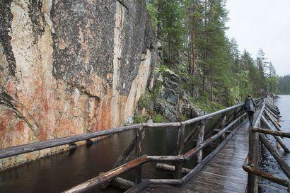 Kierikin seminaarissa tehdään laaja katsaus esihistorian kalliotaiteeseen Suomesta Siperiaan ja Algeriaan