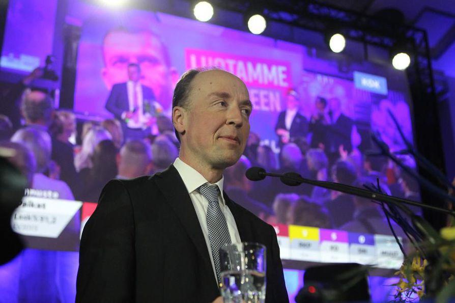 Jussi Halla-aho valittiin kansanedustajaksi huhtikuun eduskuntavaaleissa ennätyksellisellä äänimäärällä.