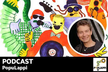 Kuuntele 18. PopuLappi-podcast: Räppäävä majatalonisäntä Jouni J on Reindeer Kalashnikovista tuttu