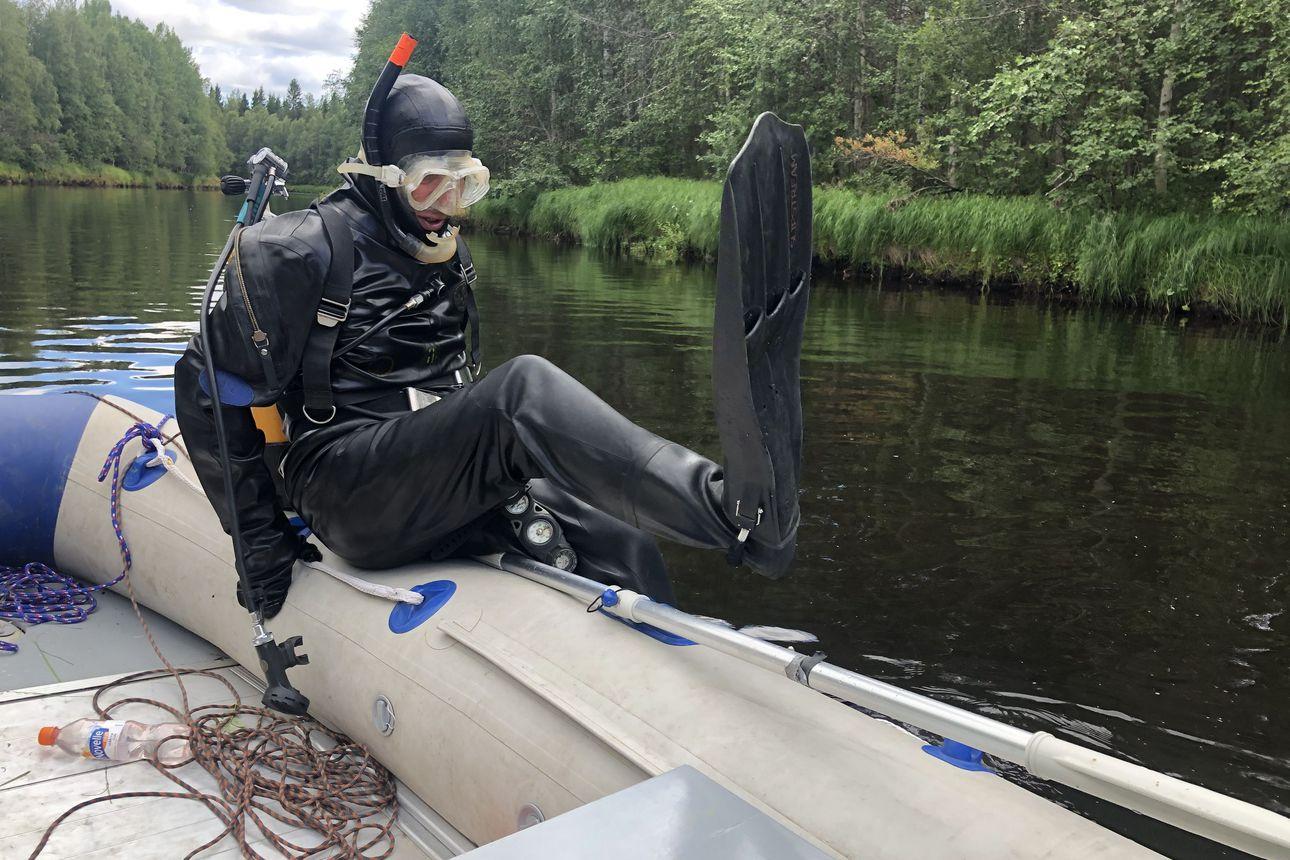 """Raakut häviämässä Livojoen koskista ilman lohen paluuta Iijokeen:  """"Lohi saadaan jokeen vain toimivien kalateiden rakentamisella Iijoen alajuoksun voimalapatoihin"""""""
