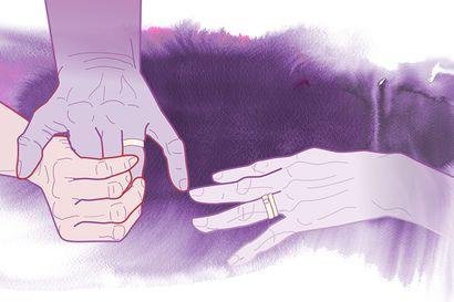 Jos minua ei enää ole, jatka sinä elämääsi – Muistisairaus teki Eskosta elävän vaimon lesken: nyt vaimo on hoitokodissa ja rinnalla kulkee uusi rakkaus