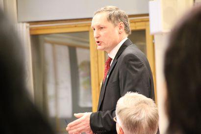 Pekka Heiska: Maakaupan myötä Oulaisten keskusta-alueen kehittäminen helpottuu