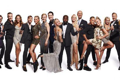 Tähtipareja parketin täydeltä, Tanssii tähtien kanssa aloittaa 12 parilla – tekeekö Touko Aalto tanssikisassa Kanki-Kaikkoset?