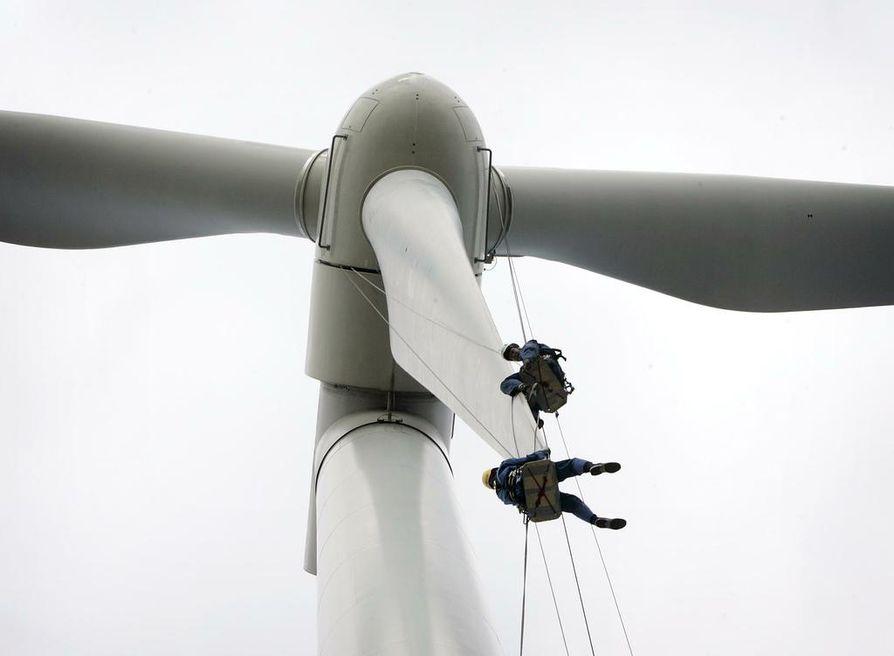 Tuulivoimayhtiö Winwind on ajautunut taloudellisiin vaikeuksiin.