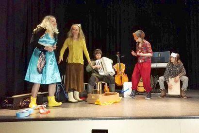 Lappiin uusi harrastaja-teatteritapahtuma entisen Posion Teatterihelinöiden tilalle