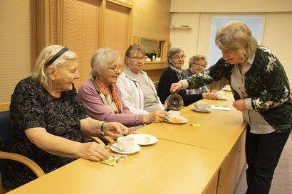 Paikallinen veteraanityö on tehty –perinneyhdistyksen perustamiskokous Oulussa talvisodan alkamisen merkkipäivänä