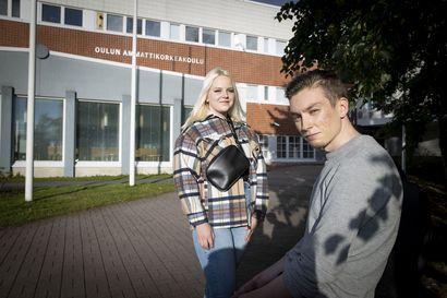 Hoitajien kovasta työtahdista huolimatta alan suosio on vain kasvanut – hoitotyön kuormittavuus on kuitenkin tuttua Oulun ammattikorkeakoulun sairaanhoitajaopiskelijoille
