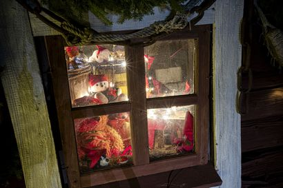 Kallisarvoinen joululahja, Alho Raution joulutarinassa palataan vuoden 1958 jouluun