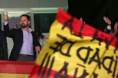 Espanjan Vaalit
