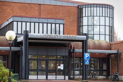 Kaupunginjohtajan investointiesitys valmistui: Raahen uusi liikuntahalli ja keskustan koulu rakenteille 2023