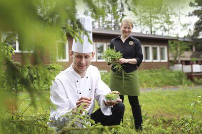 Inarilainen ravintola Aanaar tarjoaa Suomen maistuvinta ruokaa – palkittiin Vuoden ravintola -tunnustuksella