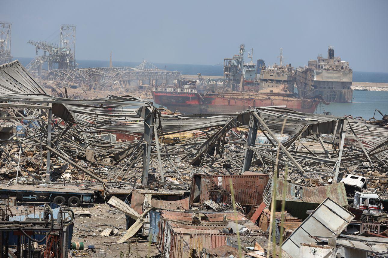 Beirutin satamaräjähdyksen uhriluku jatkaa kasvuaan – ainakin 135 on kuollut ja yli 5 000 loukkaantunut