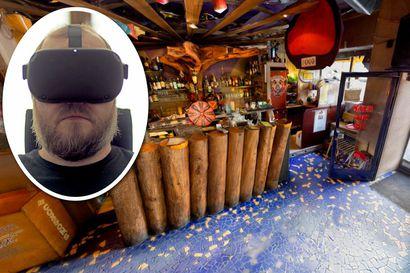 Never Grow Oldiin pääsee jälleen muutenkin kuin muistoissa – Mikko Huovisen harrastus avaa virtuaalisesti koronan sulkemia pubeja ja herättää henkiin purettuja baaritiloja