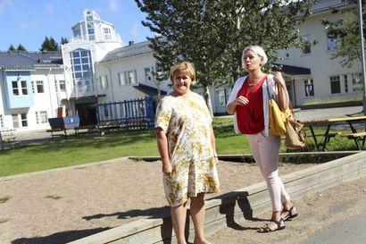 Yhdeksän torniolaista ekaluokkalaista aloittaa koulun remontoidussa Kielikoulussa Haaparannalla –rajanylitysten odotetaan sujuvan ongelmitta