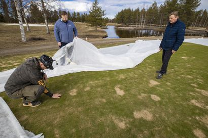 Raahentienoon Golf
