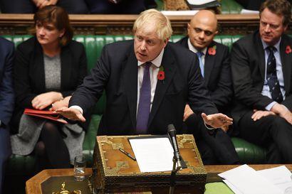 Britannian pääministeri Johnson jatkaa tiistaina tuen hakemista uusintavaaleille