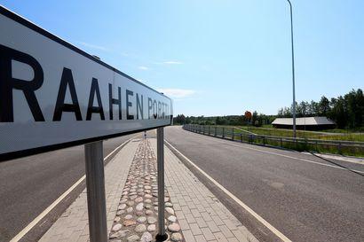 Raahen kaupunginhallitus käsittelee tontin myymistä Raahen Portti Oy:lle maanantaina