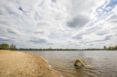 Raahessa yhä 12 virallista uimarantaa - vain Korvenkylän uimapaikka on lakkautettu