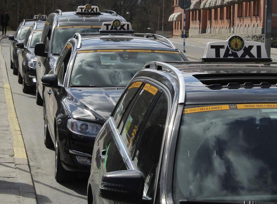 Ruotsissa taksiliikenne vapautettiin jo 1990-luvulla.
