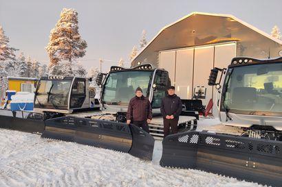 Saariselän Latu ja Huolto palkittiin vuoden yrityksenä Inarissa