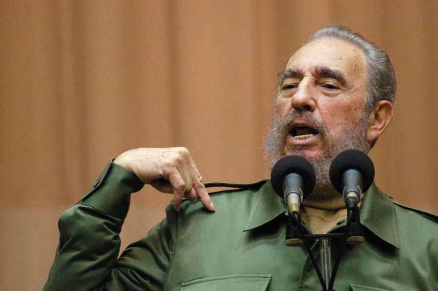 Fidel Castro kuoli perjantaina 90 vuoden iässä.