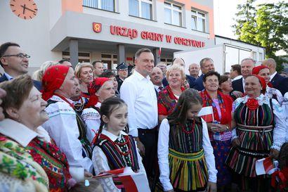 Vaalitarkkailijat: Puolueellisuus varjosti Puolan presidentinvaaleja