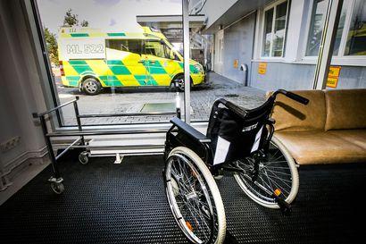 """Helle on ruuhkauttanut sairaaloiden päivystyksiä Lapissa – """"Jos vertaillaan tavalliseen päivittäiseen kuormitukseen, kiireisimpinä päivinä on ollut 10–30 prosenttia enemmän kävijöitä"""""""
