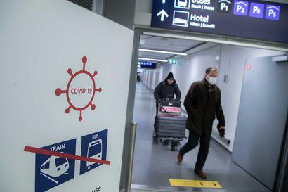 Japani ja Etelä-Korea palautetaan maahantulon rajoituslistalle