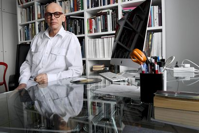 Olen elänyt intensiivisen, väkevän elämän, sanoo Pariisin-vuosiensa aikana taiteilijaksi kasvanut Jorma Uotinen