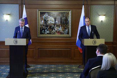 Pekka Haavisto piti EU:n lippua korkealla Pietarissa – Tutkijan mukaan Suomen ulkoministeri jopa ylitti kovat odotukset tapaamisessa Venäjän Lavrovin kanssa